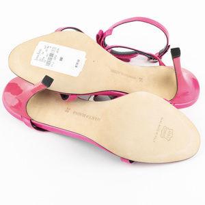 Manolo Blahnik Shoes - Manolo Blahnik Nefasta Sandals Size 38